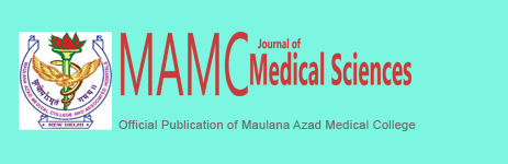 MAMC Journal of Medical Sciences